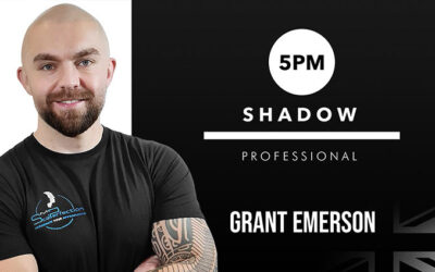 Becoming England's First 5PM Shadow SMP Artist
